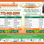 Great Florida Insurance Port Lucie Coupon