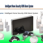 Gsm Mobile Control Wireless Home House Security Alarm System
