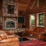 Interiors Log Home Floor Plans Grizzly Builders