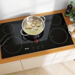 Miele Offers And Inch Stainless Steel Glass Induction
