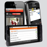 Mobile Apps Security System And Home Automation