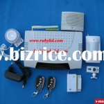 Mobile Phone Network Home Alarm System Sms Function China