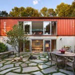 Modern Container Homes Old Lady House Adam Kalkin