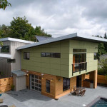Modern Home Sustainable Prefab Residence Contemporary