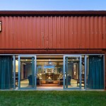 Modern Shipping Container Home Ideas