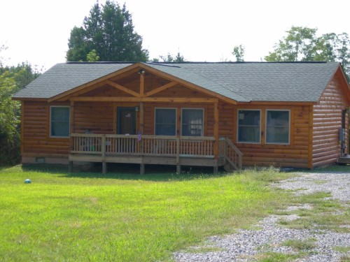 Modular Home Log Homes Joe Pine Builders