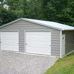 Prefab Garages Sample