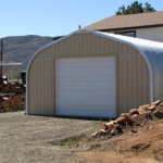Prefab Steel Garage Metal Building Buildings