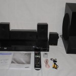Samsung Channel Blu Ray Home Theater System Used