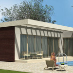 Stylish Affordable Bauehu Prefabricated Home Kits From