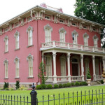 The Mcgibben Bonneville House Circa Italianate Style
