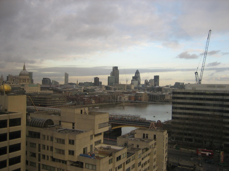 View From Sea Containers House