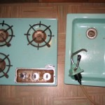 Vintage Mobile Home Parts Travel Trailer