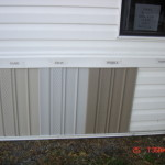 Vinyl Skirting Vented Unvented Tan Gray Clay White Trimkit Also