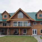 Affordable Log Home Kits For Residences Cottages And Cabins From