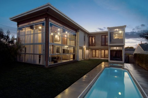 Affordable Safe Homes Made From Shipping Containers