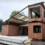 And Playfulness Defining Residence Produced Shipping Containers