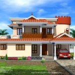 Bhk Indian Style Home Designed And Construction Green Homes