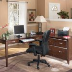 Birch Veneer Modular Home Office Furniture Collections