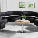 Black Executive Modular Furniture For Home Office