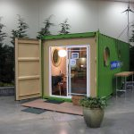 Cargo Container Homes Green Seattle Image
