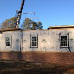 Caroline Virginia Modular Home Construction