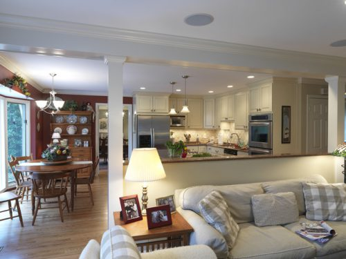 Case Design Remodeling Inc Traditional Dining Room