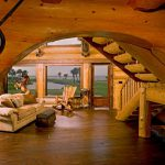 Click Picture Advance Country Log Home Interior Jpg