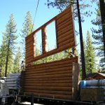 Complete Log Home Kits