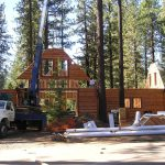 Complete Log Home Packages