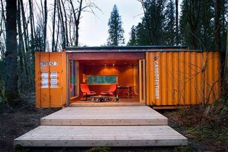 Containers Homes Container Brid Seattle