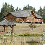 Custom Design Montana Log Homes Will Provide Sets Plans The