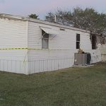 Davie Mobile Home Fire