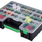 Dcog Deluxe Deep Cup Parts Storage Organizer Removable Cups