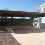 Double Carport Calasparra Murcia Apr