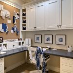 Eclectic Home Office Farinelli Construction Inc