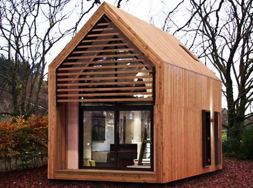 Eco Kit Homes Green