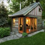 Exterior Building Small Green Homes Cool Create
