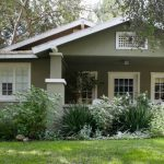 Exterior House Colors Green Home Design Ideas