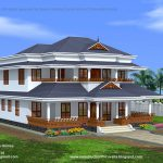 Feet Traditional Style Home Designed Green Homes Thiruvalla Kerala