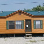 Fixing Manufactured Housing