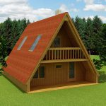 Frame Mobile Prefab Holiday House