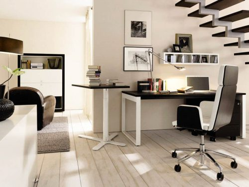 Furniture Work From Home Modular Contemporary Office