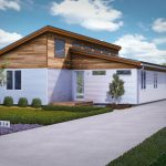 Gallery Blu Homes Unveils New Balance Metro Prefab Designed For