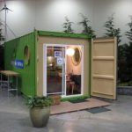 Green Cargo Container Homes Seattle