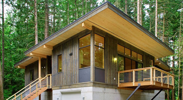 Green Modular Homes Are Growing More Beautiful And Image