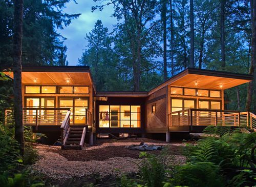 Green Prefab From Method Homes