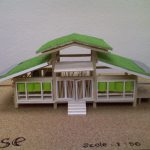 Green Roof Design Ideas Miniature House