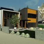 Ground This Modern Green Home Washington The Concept