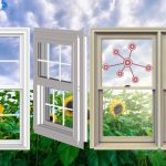 Heat And Cold Enter Your Mobile Home Replacing Windows